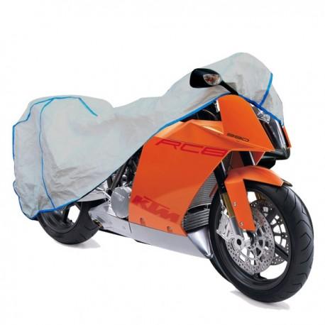Housses de protection moto en Tyvek, bâche moto protection intérieure et extérieure