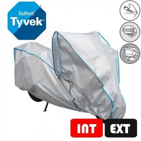Housses de protection scooter en Tyvek, bâche scooter protection intérieure et extérieure Taille MS