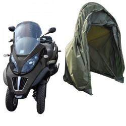 Abri souple pour motos et scooters - Extérieur / Intérieur