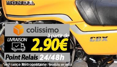 Livraison en Points Relais à 2.90€ avec Colissimo