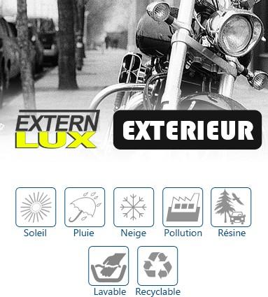 Baches de protection Motos & Scooters pour l'extérieur : choisissez Externlux